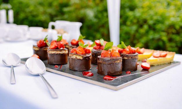 Cocina tradicional VS contemporánea en eventos de empresa